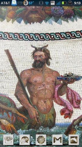 Roman Tiles Theme