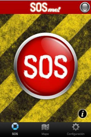 SOS Me Panic button