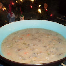 Ww Low Fat Mushroom Soup