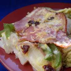 Potato, Ham & Cheese Frittata