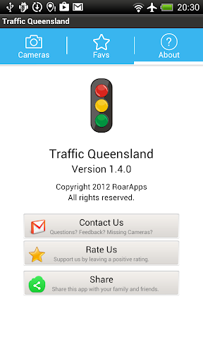 Live Traffic Brisbane - screenshot
