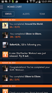 ShotTracker Player APK for Kindle Fire
