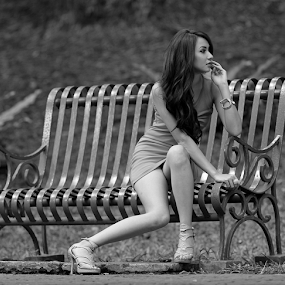 by Hery Ludony - Black & White Street & Candid
