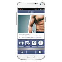 Screenshot of GymG Fitness PRO