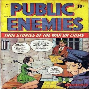 Public Enemies - screenshot