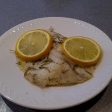 Lemon Rosemary Tilapia