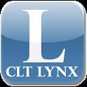 Charlotte Lynx Blue Line icon