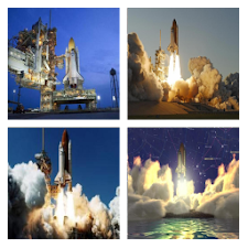 NASA Shuttle Live Wallpaper