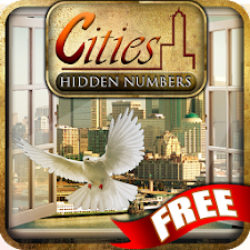 Cities Hidden Numbers