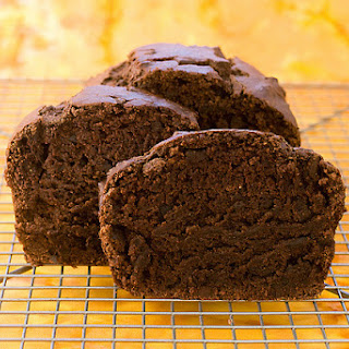 Chocolate Pumpkin Loaf