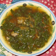 Korean Spinach Soup