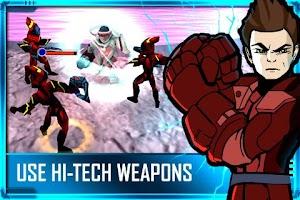 Screenshot of Star Legends