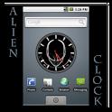 Alien Analog Clock Widget icon