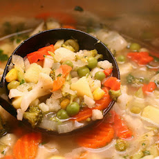 Felicity's  Vegetable Soup
