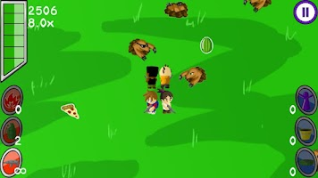 Screenshot of (DEMO) Mutant Mole Mayhem