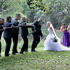 Yes, No by Tania St Clair - Wedding Groups (  )