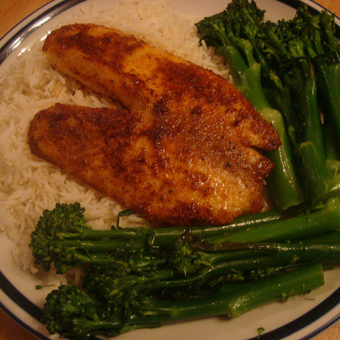 10 best creole seasoning tilapia recipes yummly for Fish seasoning for tilapia