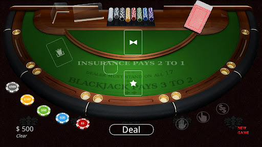 BlackJack - Vegas Casino Cards