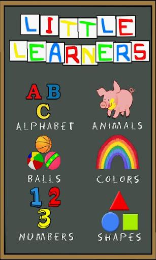 Little Learners - Toddler Lock