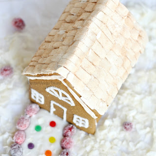 Gingerbread House Icing Without Eggs Recipes