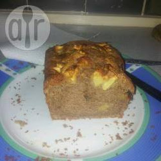 Cinnamon And Apple Loaf Cake