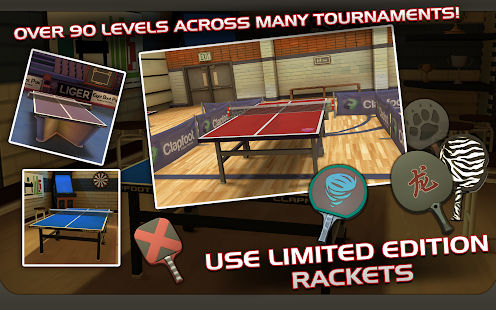 Free Download Ping Pong Masters APK for Samsung