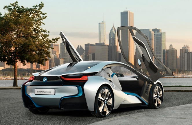 BMW i8 Drops Plans For V8 Or V10 Version