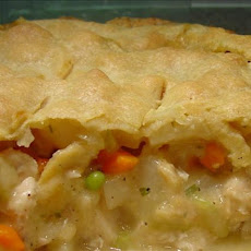 New England Chicken Pot Pie