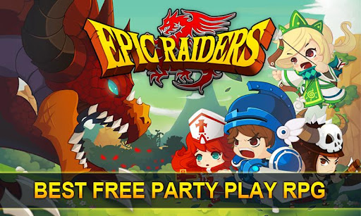 epic-raiders for android screenshot