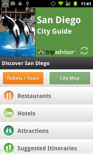 San Diego City Guide