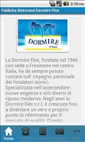 Screenshot of Dormire Flex