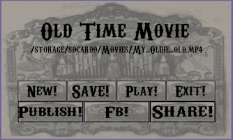 Screenshot of OldTimeMovie