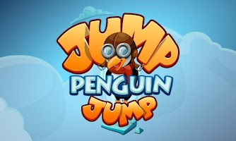 Screenshot of Jump Penguin Jump