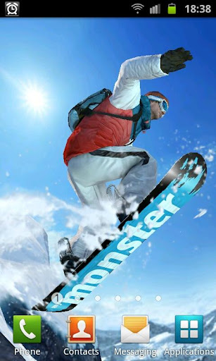 Good Point: Snowboarding HD