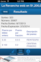 Screenshot of Lotería-PR