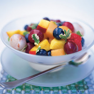 Salad With Blueberries Strawberries Apples Recipes
