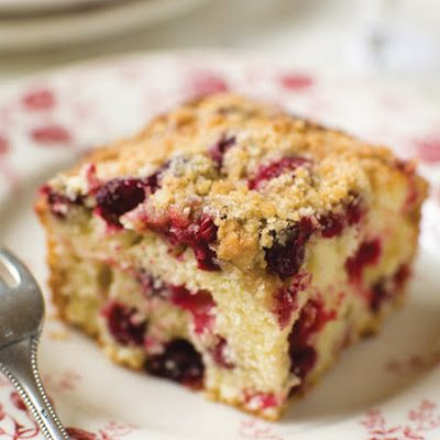 Cranberry Buckle