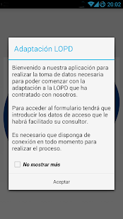 SIC Consulting LOPD - screenshot