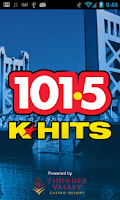 Screenshot of 101.5 K-HITS