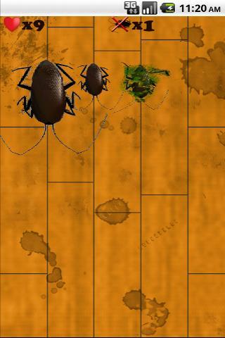 蟑螂粉碎機