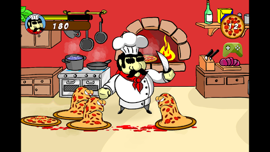 Pizza Crazy - screenshot