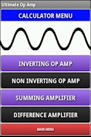 Screenshot of Ultimate Op Amp