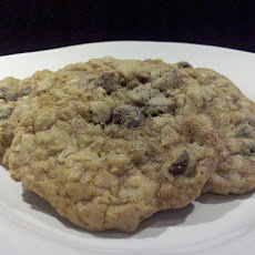 Oatmeal Chocolate Chip Cookies III