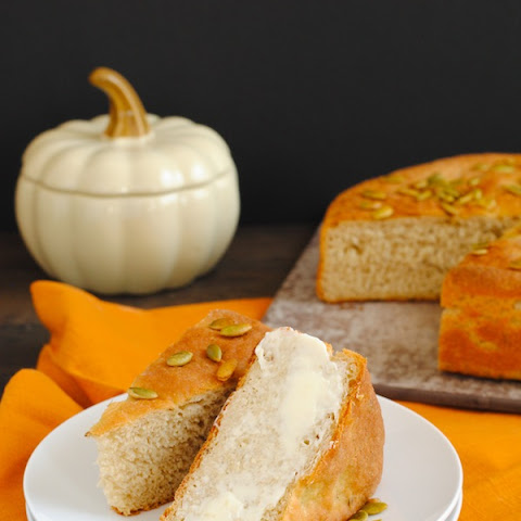 Quick Pumpkin Beer Bread