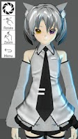Screenshot of Nekomimi GLaDOS