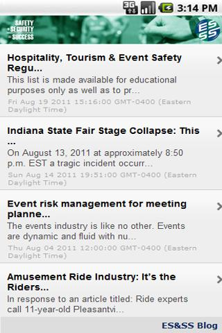 Event Safety Security App