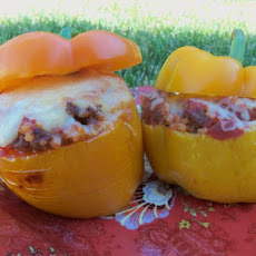 Jake's Stuffed Bell Peppers