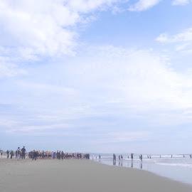 Ultra marine Marthon by Maz Tissink - Sports & Fitness Swimming ( sun coast multi series triathlon  dec 2012,  )
