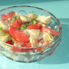 Marinated Artichoke Salad