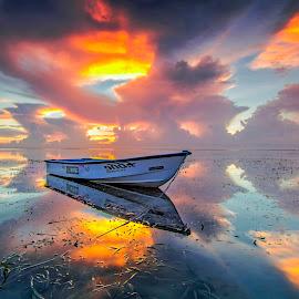 Famous Boat by Dek Seplo - Transportation Boats